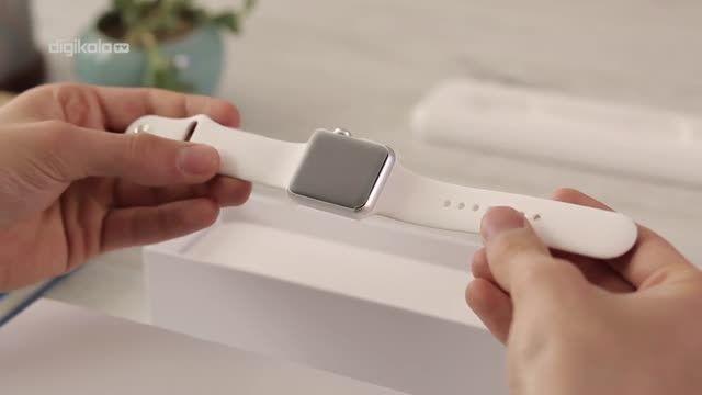 جعبه گشایی اپل واچ در دیجی کالا