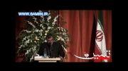 شعرخوانی استادحاج ولی الله کلامی زنجانی ، فاطمیه در کرمانشاه