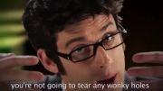 کلکل رپی بین Doctor Who و Doctor Brown