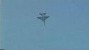 تمرین سخت خلبان اف 16