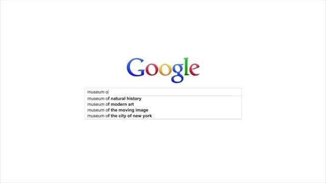 سیر تكاملی گوگل