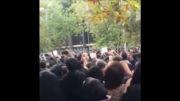 تشیع جنازه مرحوم پاشایی .. روحش شاد یادش گرامی