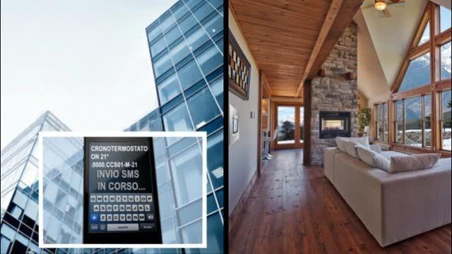 کنترل خانه با پیام کوتاه- Home control via text message