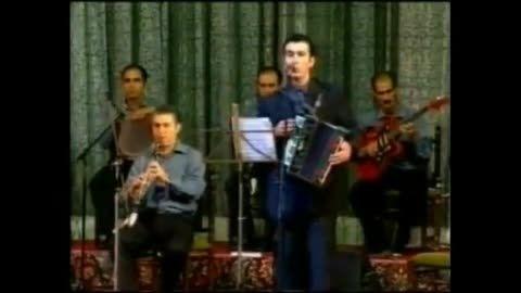 کنسرت رحیم شهریاری در باکو