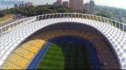 زیبا و دیدنی. پایتخت اوکراین از بالا.برتر اوکراین
