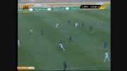 خلاصه بازی استقلال خوزستان ۴-۴ استقلال تهران