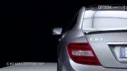مرسدس بنز C63 AMG مدل 2015 . ایران جیب