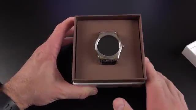 با ساعت G Watch urbane ال جی از نزدیک آشنا شوید
