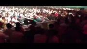 درگیری در کنسرت اربیل عراق