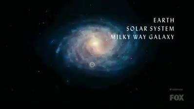 اندازه ی واقعی ما در برابر عالم چقدر است؟