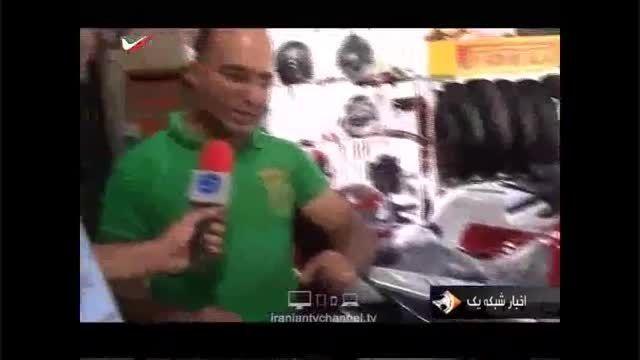 ویراژ موتوهای لوکس در تهران