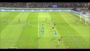 زنیت سن پترزبورگ 2 - 4 بورسیا دورتموند/لیگ قهرمانان اروپا
