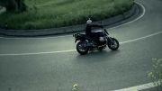تبلیغ زیبای موتورسیکلت رودستر BMW)roadster)