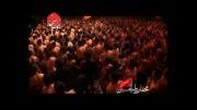سید علی مومنی و مداح خردسال