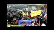 کلیپ کوتاه از تجمع مردم در راهپیمایی 22 بهمن شهرستان دماوند