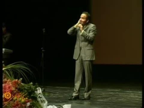 اجرای فوق العاده زیبای حسن ریوندی به مناسبت شب یلدا