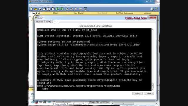 فعال سازی SSH و Telnet بر روی روتر و سوئیچ سیسکو