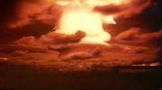 انفجار بمب اتم