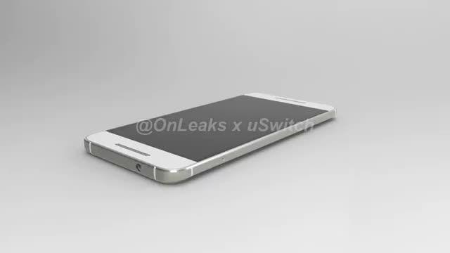 طراحی نکسوس 6 2015 محصول 5.7 اینچی هوآوی فاش شد