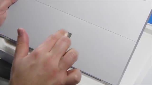 جعبه گشایی تبلت مایکروسافت سرفس 3