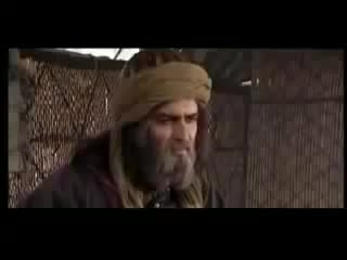 بازسازی مبارزه امام علی در جنگ خیبر