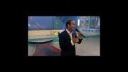 طنز کامل حسن ریوندی جشنواره کیش 91 ، قسمت اول