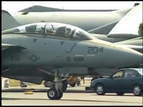 آشنایی با جنگنده F-14 تامکت