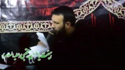 محرم - مداحی حاج محسن آرانی