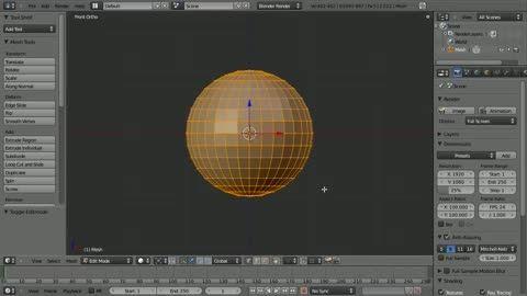 ۱۵ − سری آموزشی مدلینگ در Blender از CGCookie