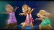 اهنگ لت ایت گو توسط الیزابت در الوین وسنجاب ها!