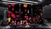 ویدئوتفاوت تکنولوژی LED وOLED در ال جی