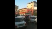 شادی آبادان بعد از صعود به جام جهانی