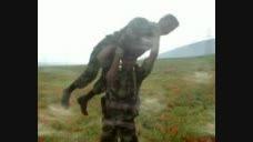 شهدای شهر مرزی بازرگان بورالان ماکو بازرگان