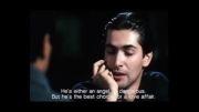 سکانسی از فیلم اعتراض با بازی محمدرضا فروتن و پارسا پیروزفر