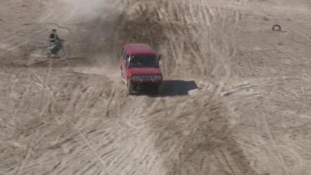 رالی صحرا 3