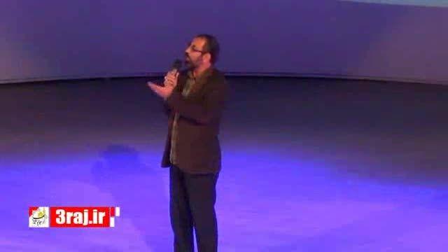 سه خاطره طنز از جبهه - بازیگر مشهدی معراجی ها