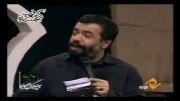 مداحی محشر حاج محمود کریمی در عزای حضرت زهرا(س)