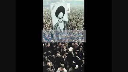 نماهنگ عاهدناک الخمینی تولید شده توسط حزب الله لبنان