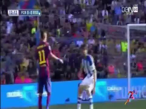 خلاصه ی کامل بازی بارسلونا 2-0 رئال سوسیداد