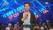 Mnet M! Countdown - Kim Woo Bin(1