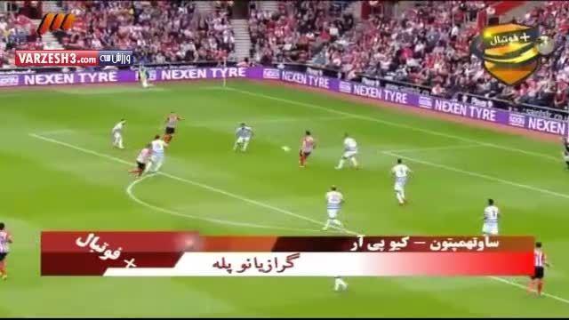 گلهای برتر لیگ برتر جزیره فصل 2015-2014
