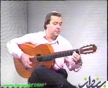 مانولو فرانکو/ آموزش گیتار فلامنکو/ فروشگاه بنواز