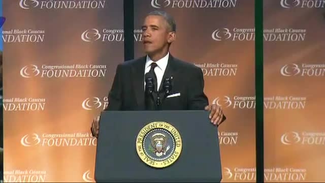 جواب اوباما به دونالد ترامپ که او را یک مسلمان