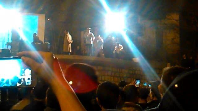 مستر یاکوزا در جشن 22 بهمن ( ساری )