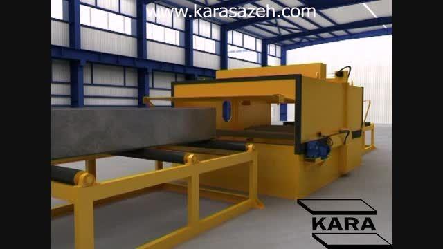 دستگاه رنگ پاش- ساخت شرکت کارا