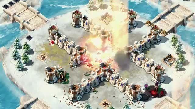 بازی استراتژی Siegefall گیم لافت