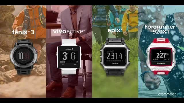 آشنایی با Connect IQ گارمین برای ساعت گارمین