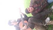 اجرای زنده خواننده خوش صدا(خاکعلی)رحیم بابالویی.ببینید