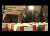 امام خامنه ای - شهید طهرانی مقدم