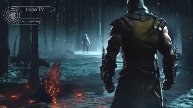 تریلر بازی مورتال کامبت اکس | Mortal Kombat X